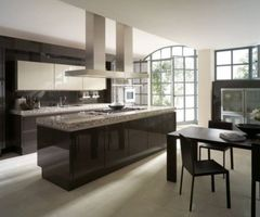 Binns – Black Kitchen Design