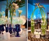 Modern Wedding Reception Table Decor