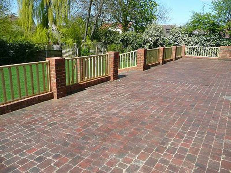 Patio Design Pictures, Patio In Essex Romford Havering