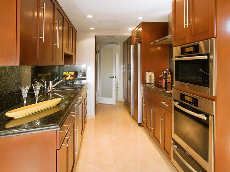 Galley Kitchen Designs, Small Galley Kitchen Design