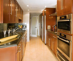 Small Galley Kitchen Design