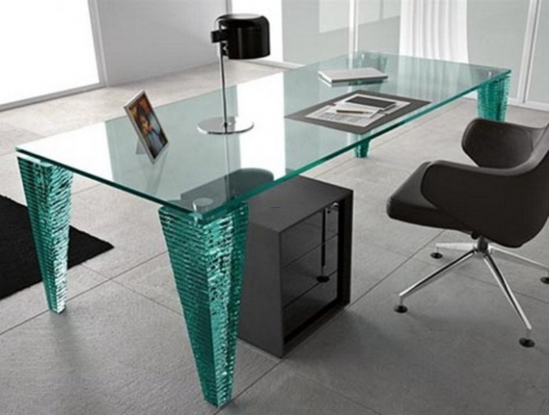 Modern Glass Table Design By Fiam Modern Glass Table To