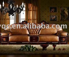 Classic Italian Leather Sofa Set :2648# Products, Buy Classic Italian Leather Sofa Set :2648# Products From Alibaba.Com