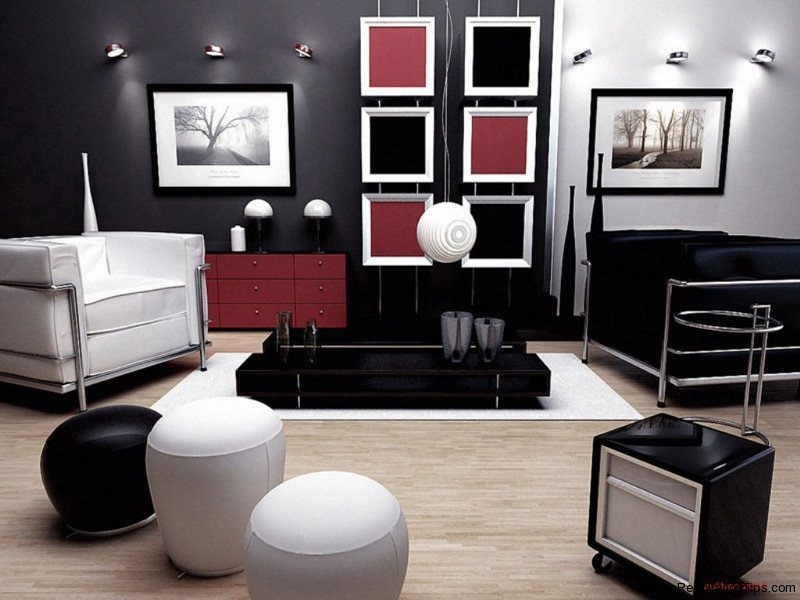 Modern Interior Design, Home Interior Design