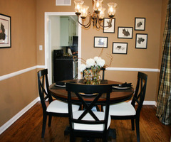 Traditional Dining Rooms From Lisa La Porta : Designers' Portfolio 3761 : Home
