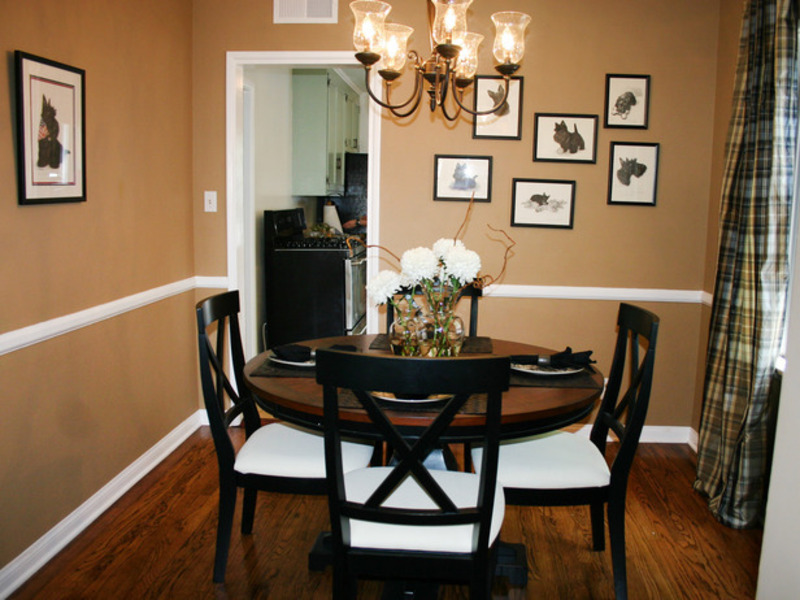 Traditional Dining Room, Traditional Dining Rooms From Lisa La Porta : Designers' Portfolio 3761 : Home