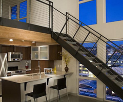 Seattle Urban Condo: Modern Condo Design