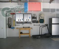 Garage Organization, Cabinets 