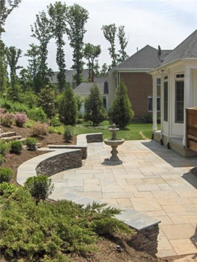 Patio Design Pictures, Contemporary Small Patio Design Ideas And Garden Design