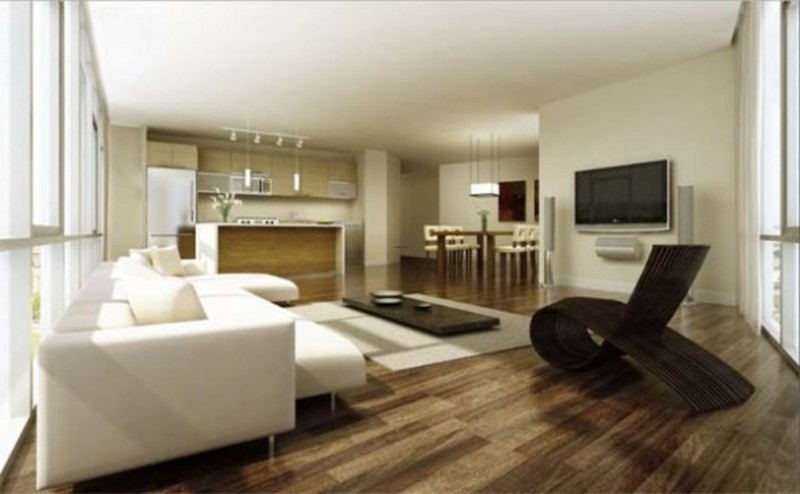 sleek and modern interior design view 14 condos in