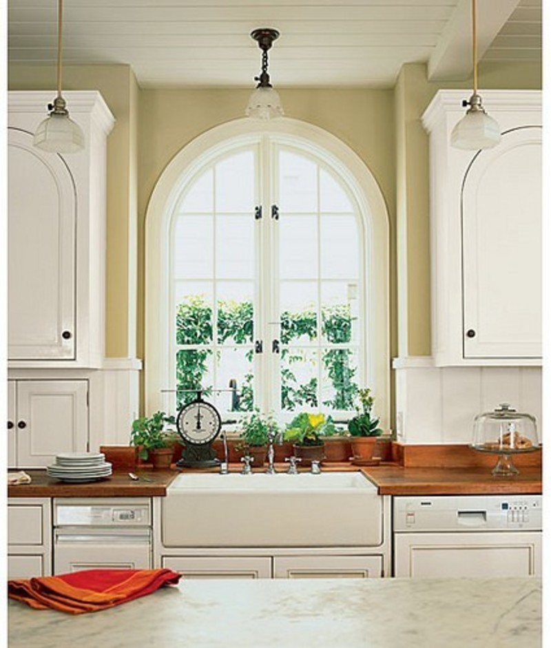 Ideas For A Small Kitchen, Kitchen Guides  » Blog Archive   » Small Kitchen Decorating Ideas