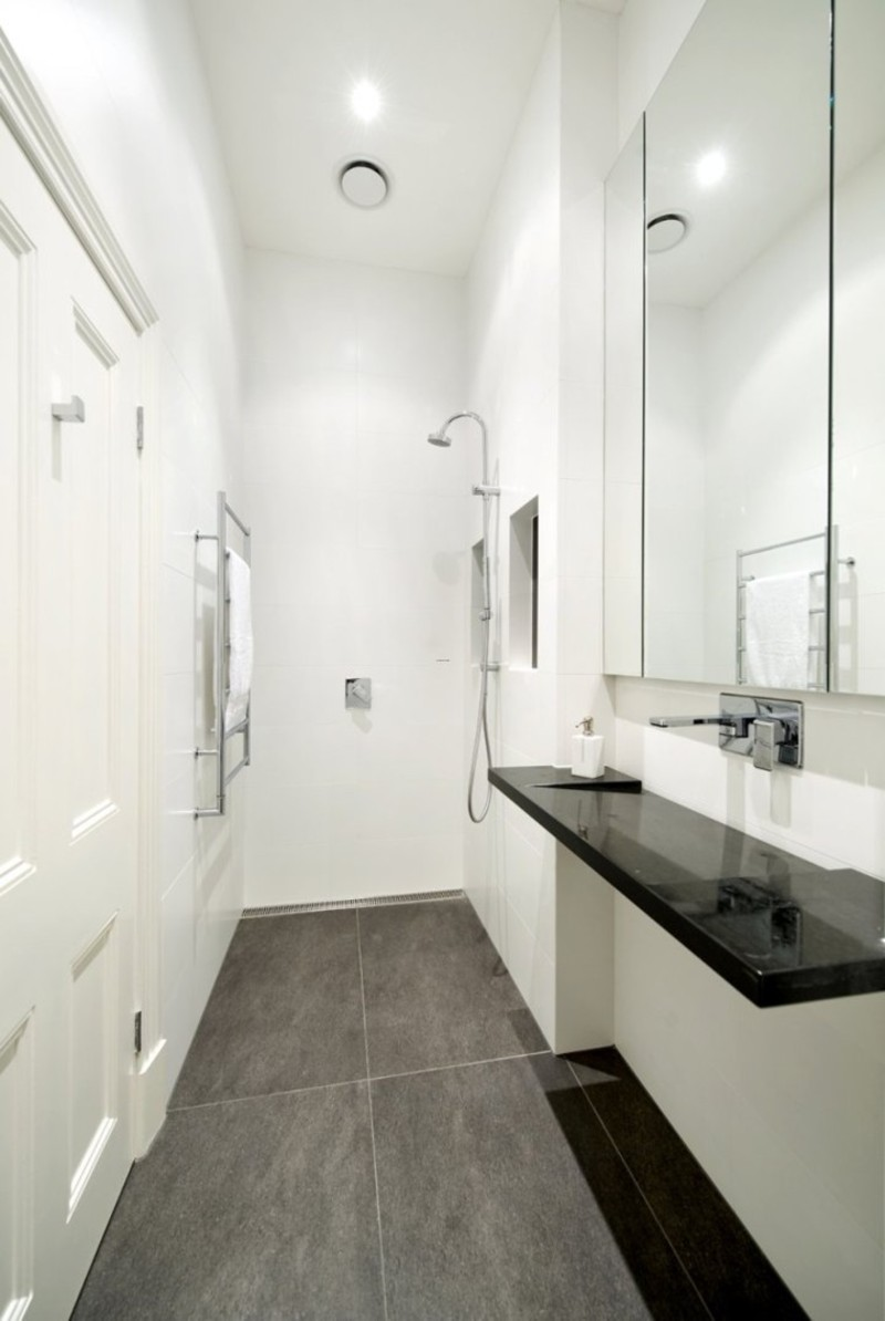 Tiny Modern Bathroom, Small Modern Bathroom Design Ideas