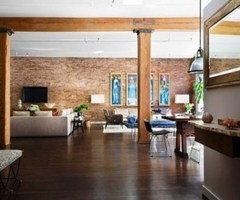 Modern Loft Apartment Interior Design In New York City 4