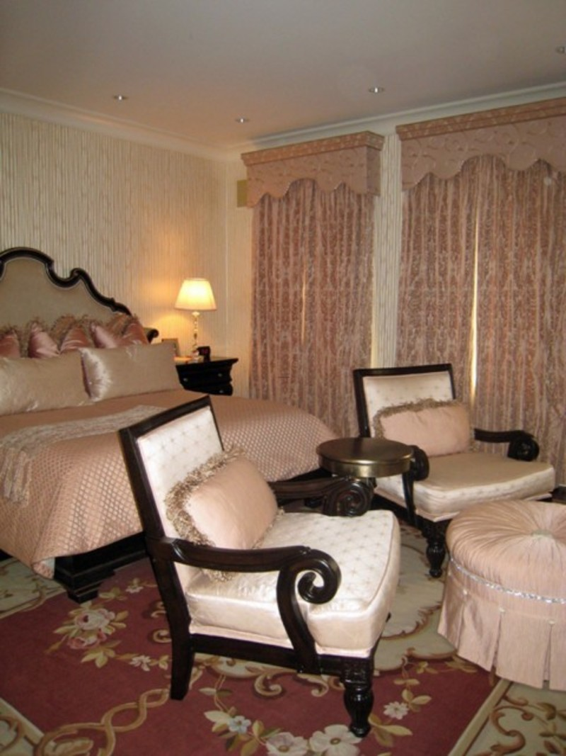 French Master Bedroom Design, French Master Bedroom