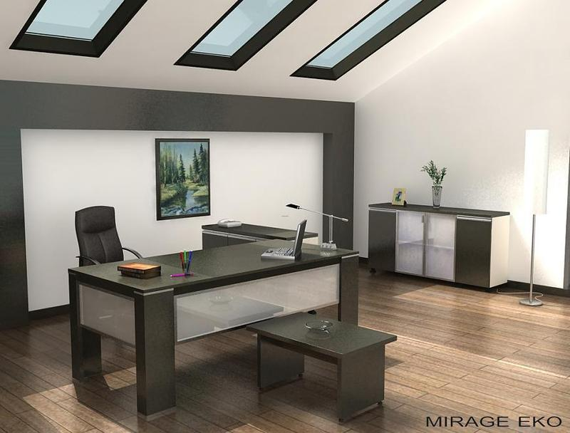 Office Modern Furniture, Modern Home Office Furniture Design Inspiration