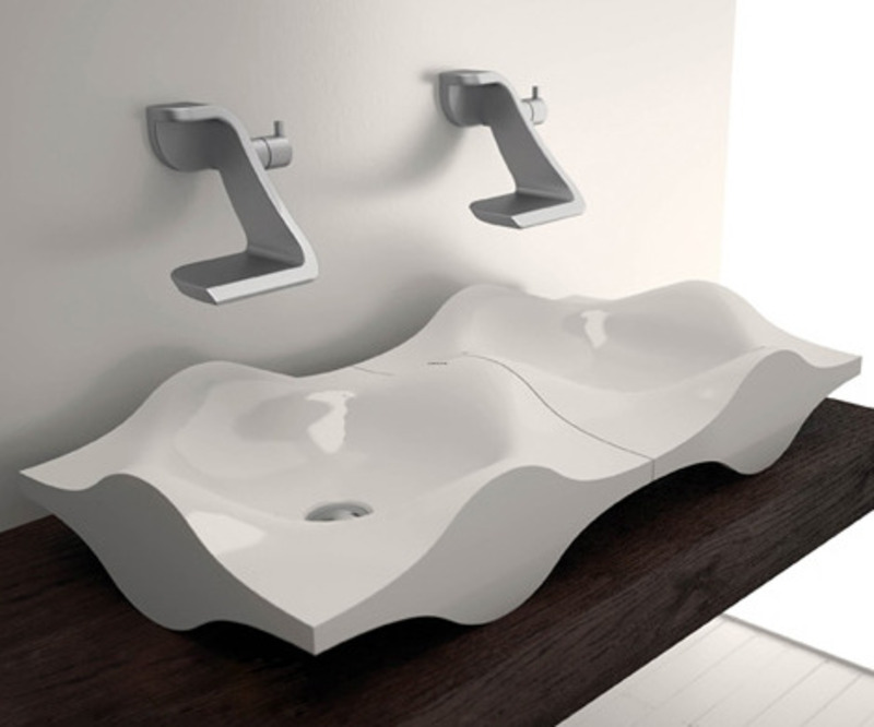Bathroom Sink Design, Contemporary Bathroom Sink