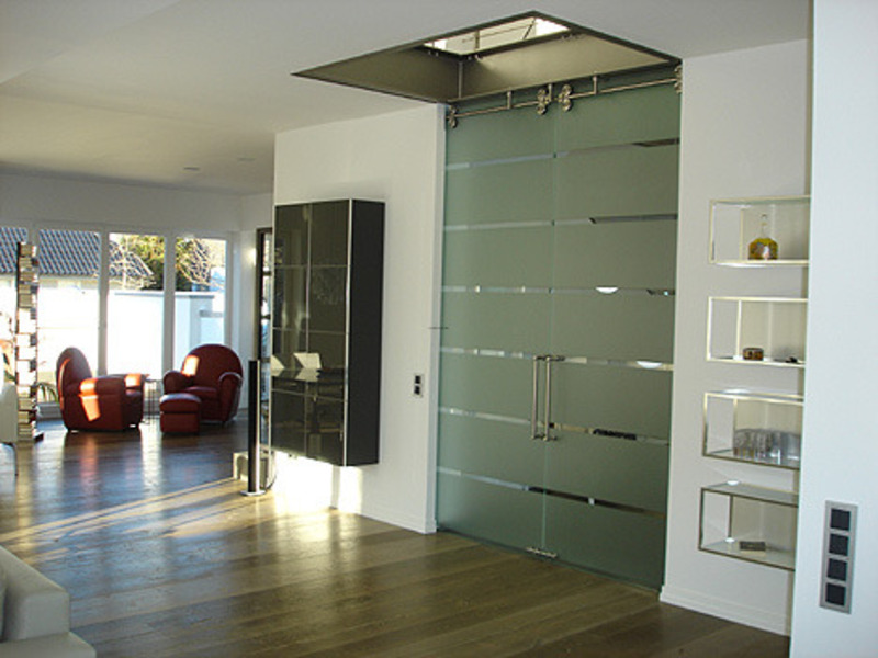 Interior Glass Design, Interior Glass Doors For Your Home Decorations