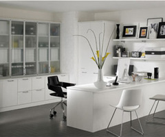 Construct A Home Office With Modern Furniture