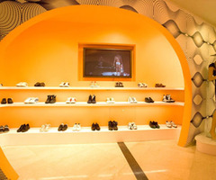 Modern Fashion Store Interior Decorating Colorful Stylish Ideas Bosco Pi By Karim Rashid
