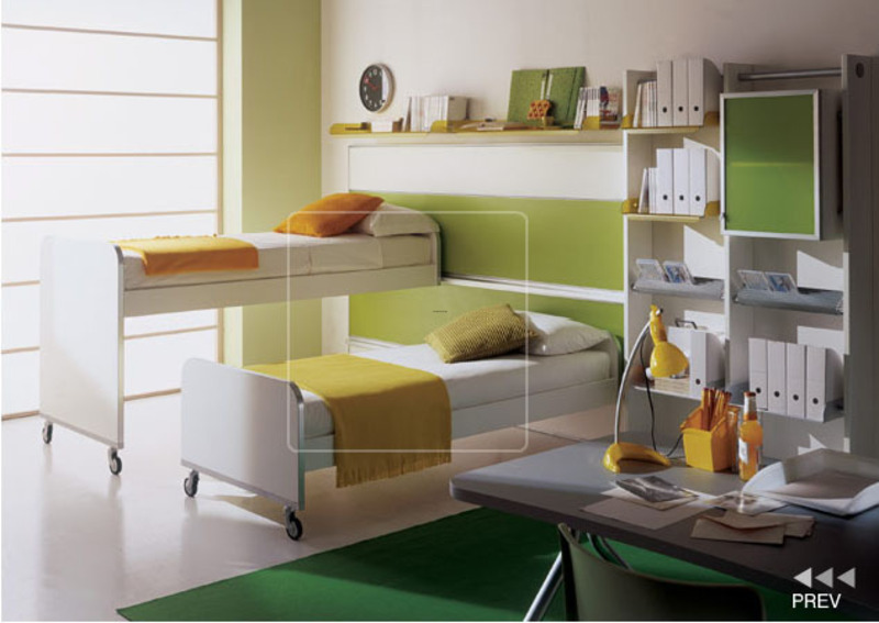 17 Modern Kid Bedroom Designs By Italian Maker Mariani Kids Room