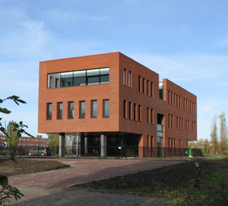 Office Design Building, Office Building, Spijkenisse By Mdl Architecten