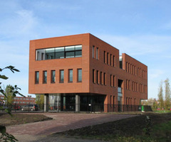 Office Building, Spijkenisse By Mdl Architecten
