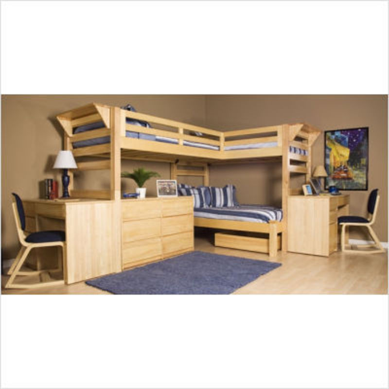 Kids Bunk Bed Loft Design, Purchase Bunk Beds For Kids