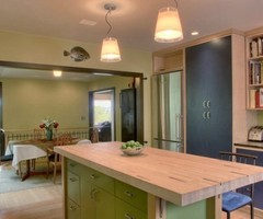 Sleek, Stylish, Colorful And Fun Kitchen Islands Ideas