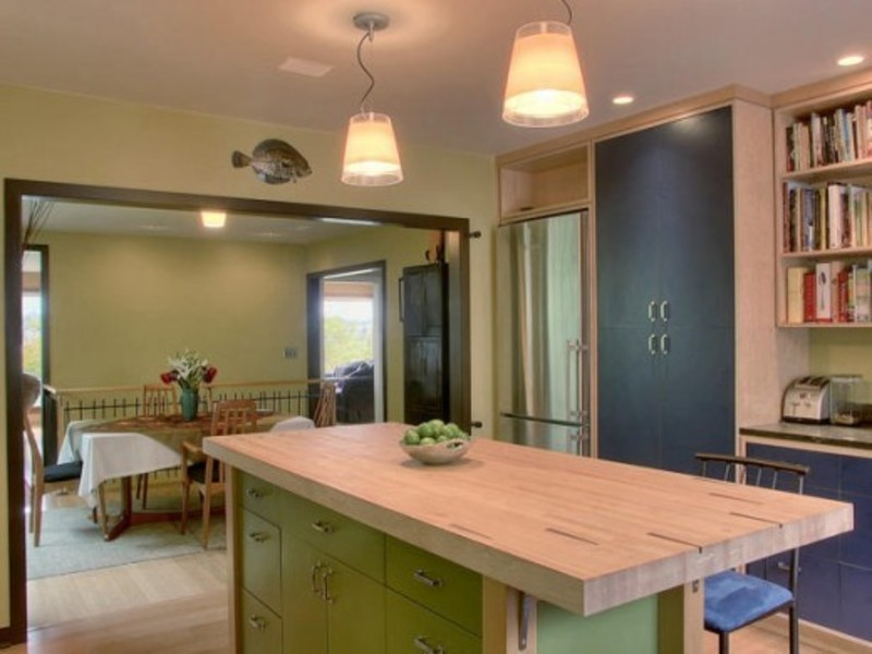 Unique Kitchen Island Ideas, Sleek, Stylish, Colorful And Fun Kitchen Islands Ideas