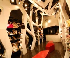 Via Venetto Store Interior Style
