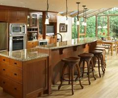 How To Choose Kitchen Island Seating Concept? Marmer