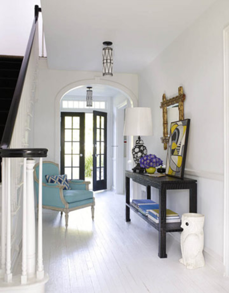 How To Decorate A Console Table In A Foyer « Corea Sotropa ...