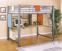 Inspiration Modern Kids And Teen Furniture From Metal Beds And Bunk Beds