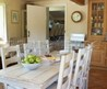 White Farmhouse Table And Chairs
