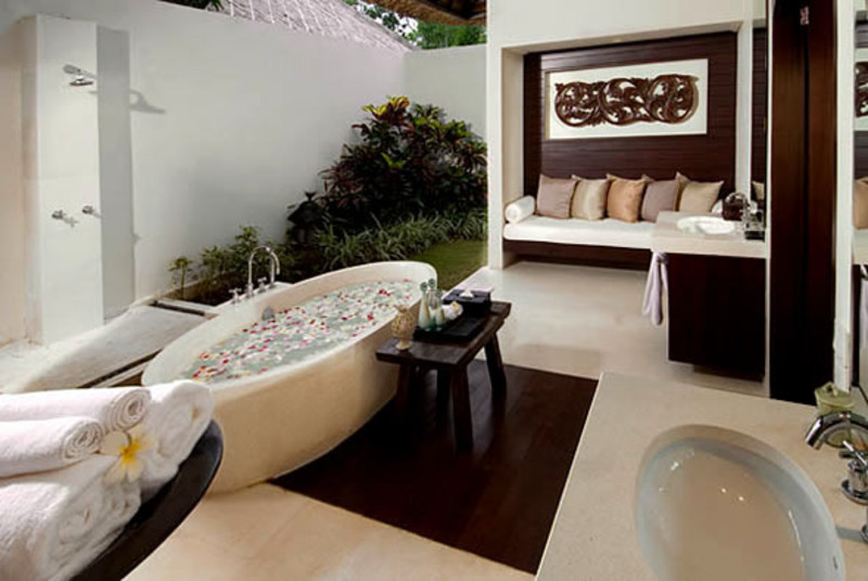 Spa Design Bathroom, Amazing Interior Design To The Idea Of An Alternative Spa
