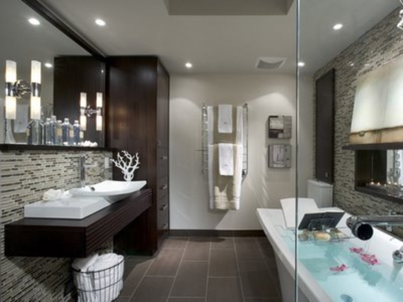 Spa Design Bathroom, Design Your Bathroom To Feel Like A Spa