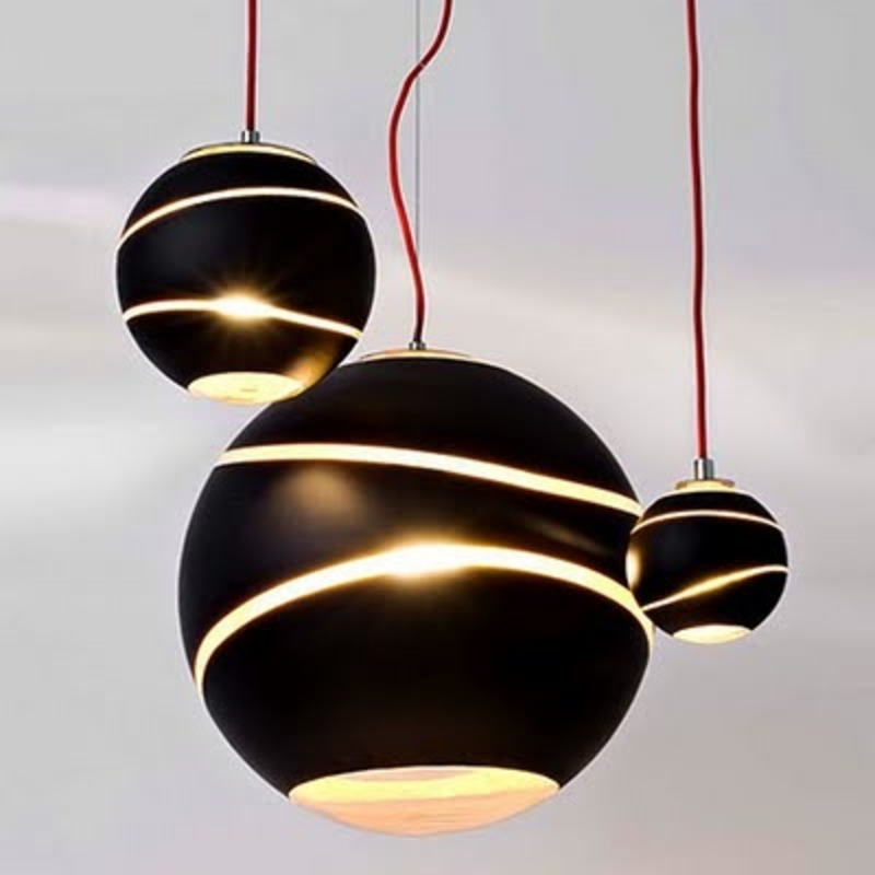 Stardust modern design terzani bond modern pendant lamp for Designer lighting