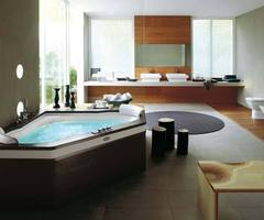 Luxury Spa Bathroom Designs Ideas