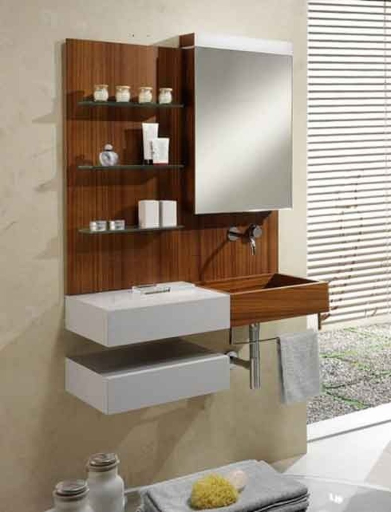 Tiny Modern Bathroom, How To Outsmart Tiny Bathroom Modern Bathroom Vanities – Home Inspirations