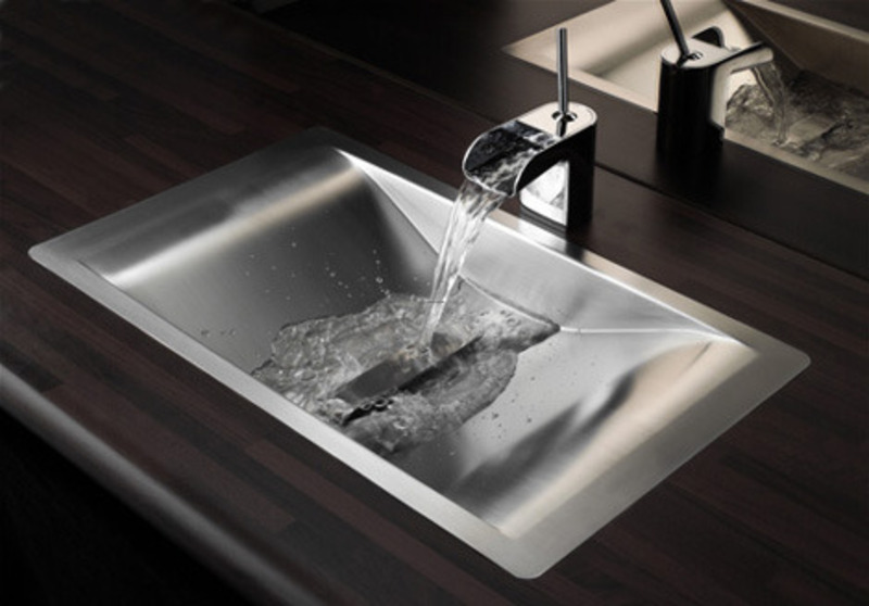 Bathroom Sink Design, Metal Bathroom Sinks