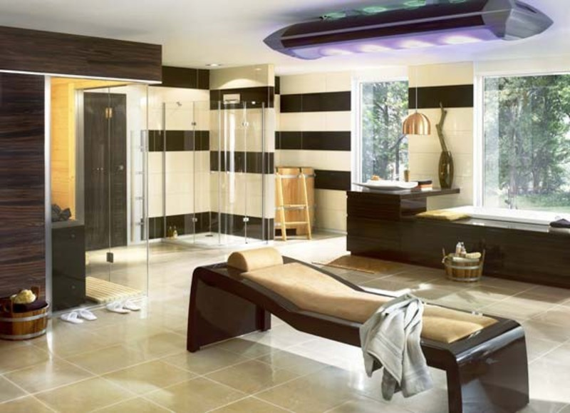 Luxurious Design Ideas, Luxury Bathrooms Design