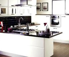 Amazing Black Kitchen Design Ideas
