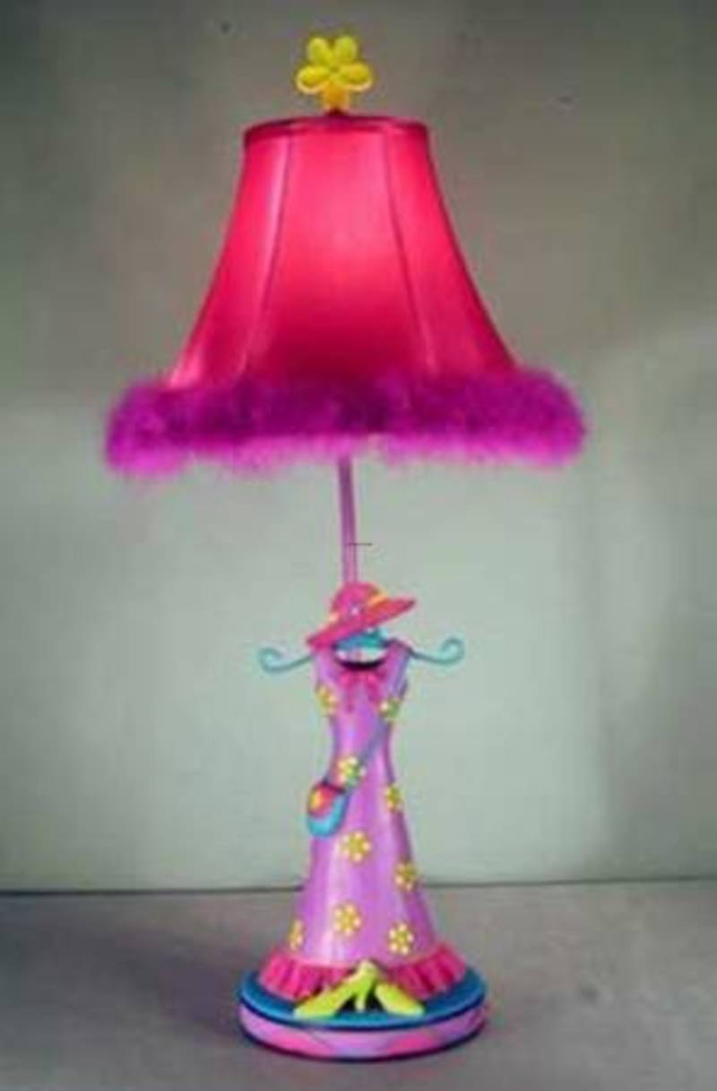 Kids Lighting, Kids Table Lamps