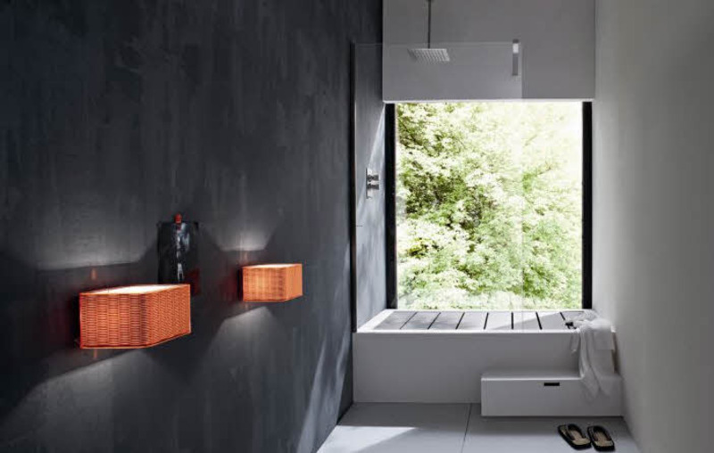 Tiny Modern Bathroom, Amazing Contemporary And Simple Bathroom Design Ideas By Rexa