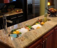 Luxury Kitchen Sink Design