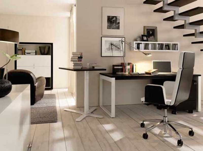 Small Office Design Ideas, 10 Small Home Office Design Ideas