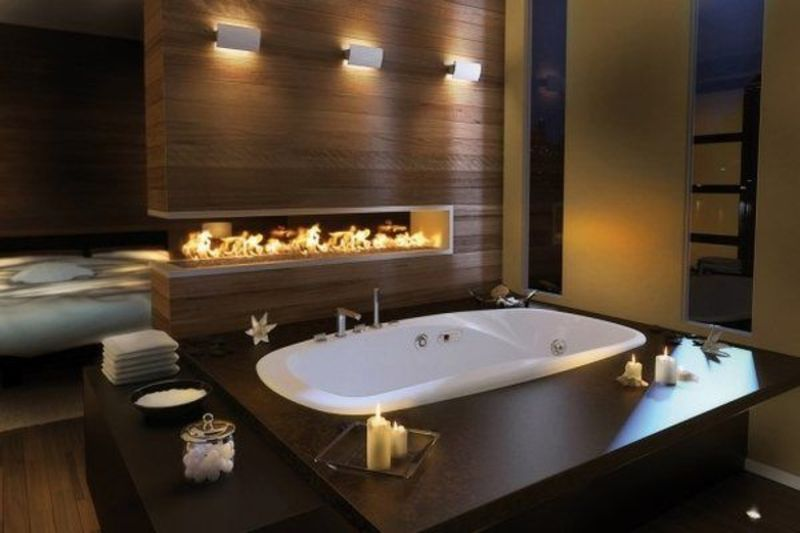 Spa Bath Ideas, Spa