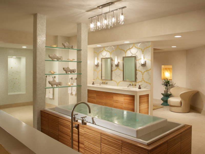 Spa Design Bathroom, Spa Bathroom Design Ideas For Your Home Design