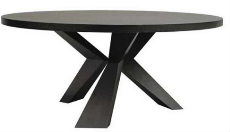 Round Table Design, Round Dining Table With New Concept Model
