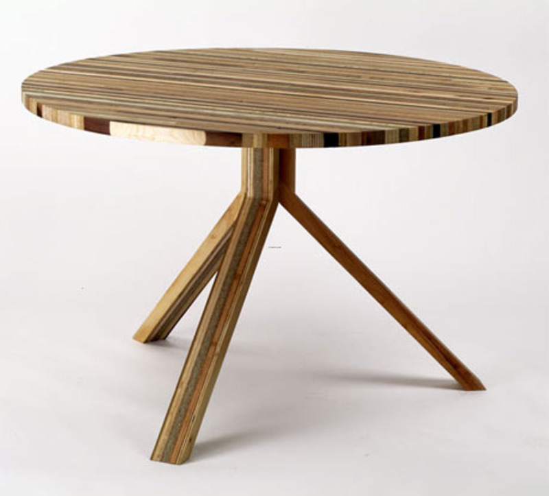 Round Table Design, Furniture: Round Table Furniture Designs.